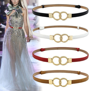 Adjustable Thin Belt