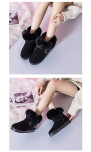 Flat Cotton Shoes