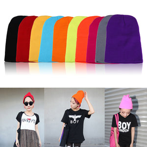 Beanies Solid Hats