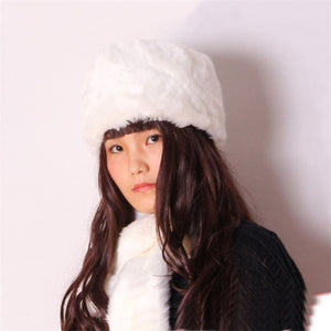 Winter Faux Fur Hat