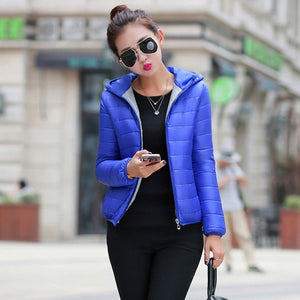 jacket hooded Coat