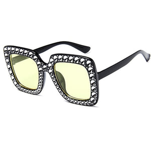 Diamond Square Sunglasses