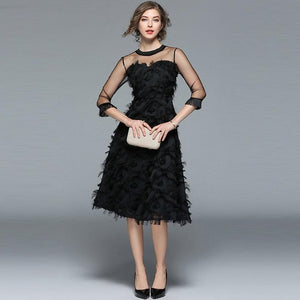 Luxury Evening Party Dress
