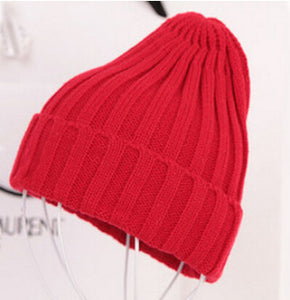 Fashion Acrylic Knitted Hat