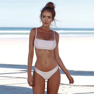 Push-up Padded Bra Swimsuit