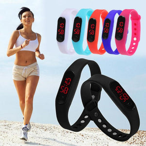 Fashion Sport LED Digital Watch