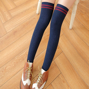 Hot Thigh High Socks