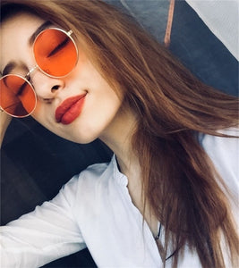 Round Shades sunglasses