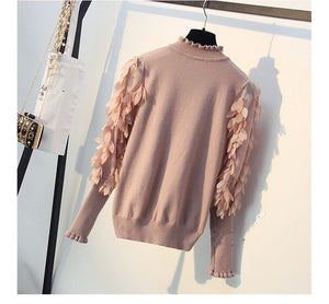 Euro Style Knitted Sweater