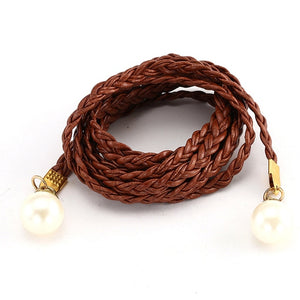 Rope Braid Belt