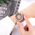 Fashion Flower Wrist Watch