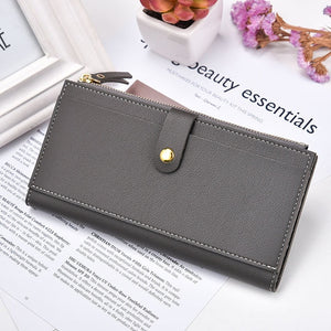 long hand holding Large Capacity Wallet