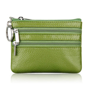 Clutch Zipper Small Bag