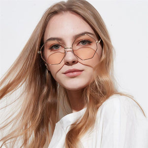 Clear Lens Sun Glasses