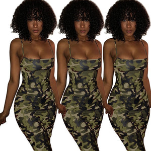 Military Wind Sleeveless Dress