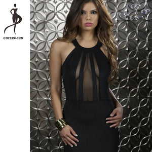 Sexy Erotic Nightwear Sleeveless Dress