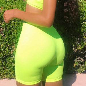 Chic Stylish Colorful Shorts