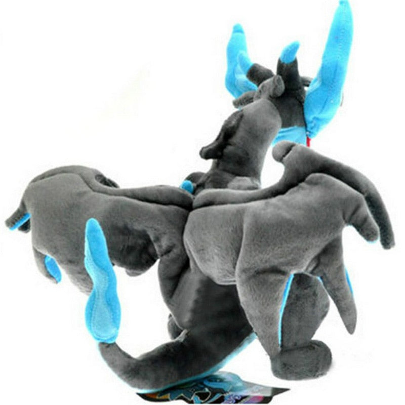 MEGA CHARIZARD X PLUSH