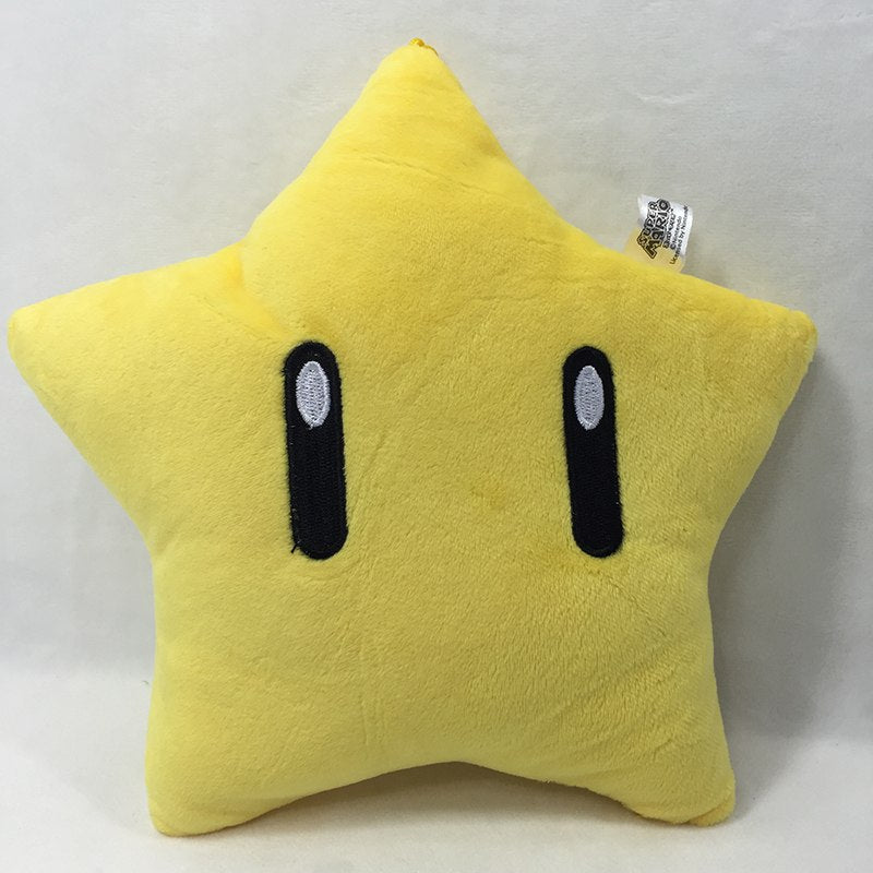 SUPER MARIO STAR PLUSH