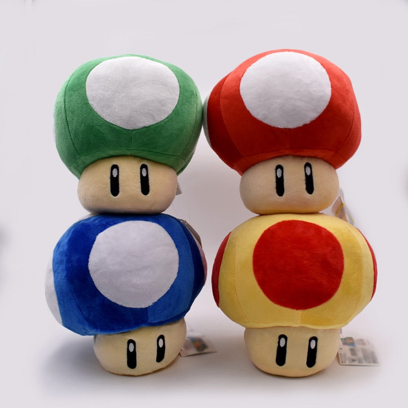 LARGE SUPER MARIO MUSHROOMS