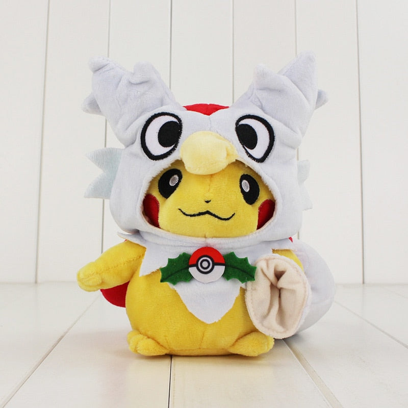 DELIBIRD PICKACHU PLUSH [LIMITED EDITION]