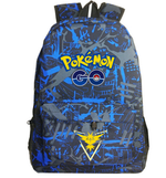 Luminous Pokemon Backpack