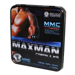 Max Man Capsules x 10 caps (we can recommend Yong Gang guaranteed better)