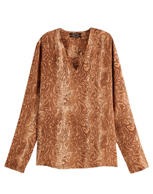 Blusa Scotch and Soda