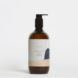 Hand & Body Lotion - Jasmine, Mandarin & Bergamot 500ml
