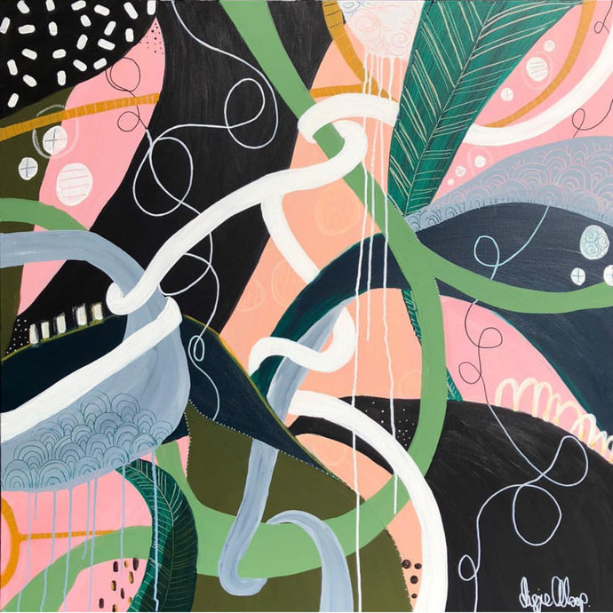 Jungle Boogie - Lizzie Alsop
