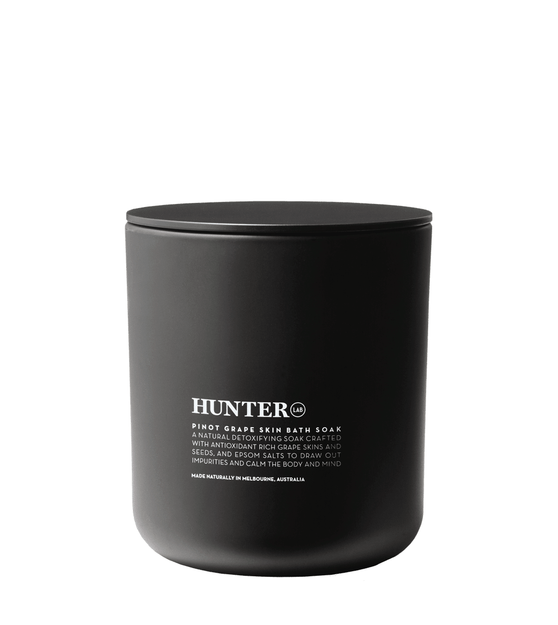 Hunter Lab Pinot Skin Bath Soak