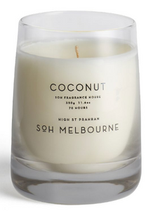 COCONUT & KAFFIR LIME CANDLE