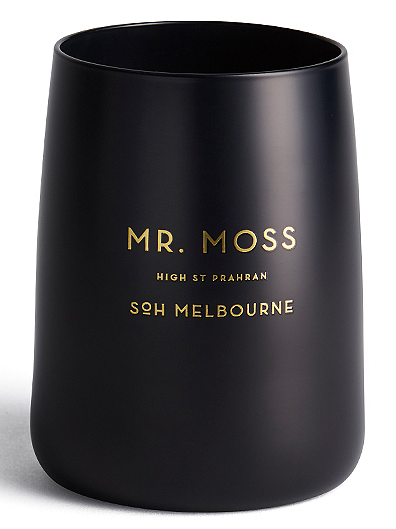 MR MOSS MATTE BLACK CANDLE
