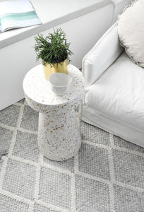 Ivy Rug Bayliss Fog