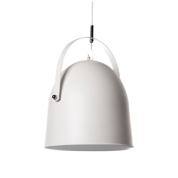 Tub Adjustable Pendant White