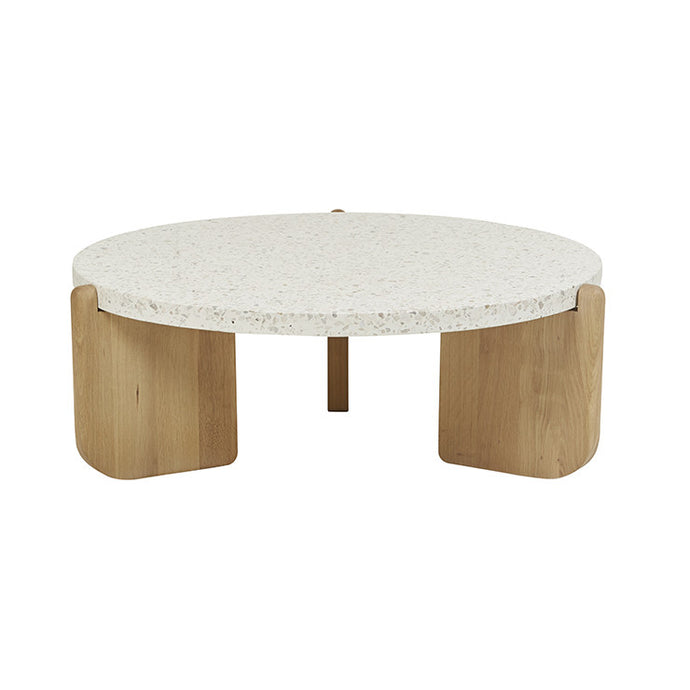 Sketch Native Round Coffee Table