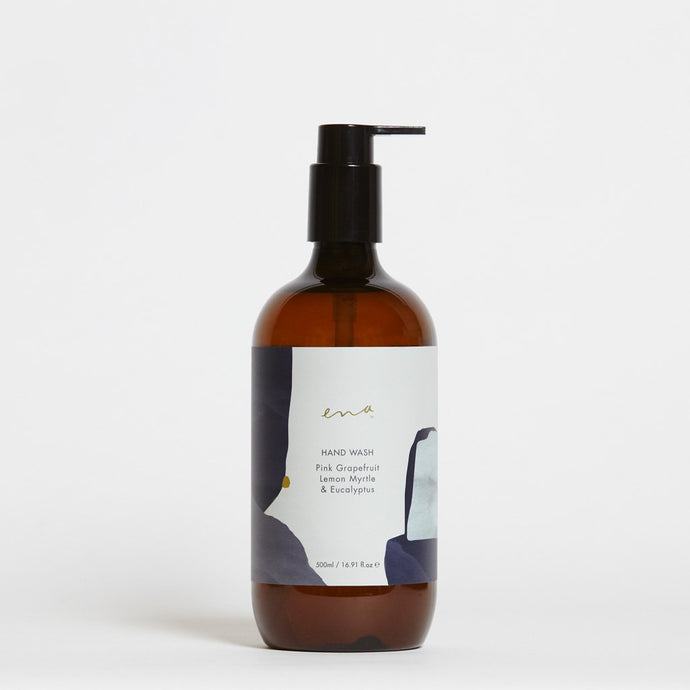 Ena Hand Wash - Pink Grapefruit, Lemon Myrtle & Eucalyptus 500ml