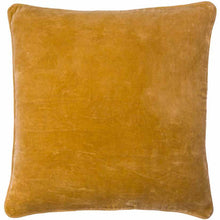 Load image into Gallery viewer, Lynette Velvet Cushion Eadie Lifestyle Mustard