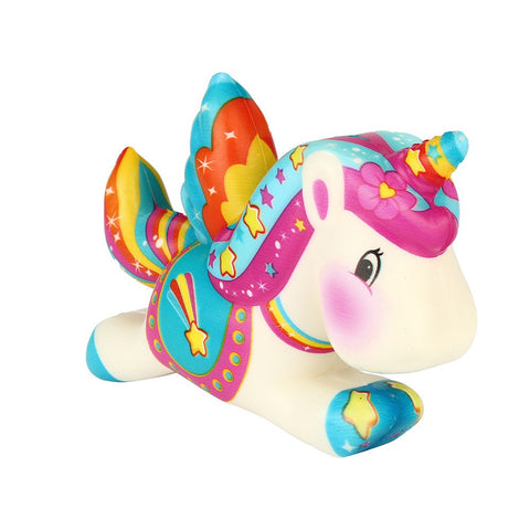 Image of My Little Pony Unicorn Squishy Toy