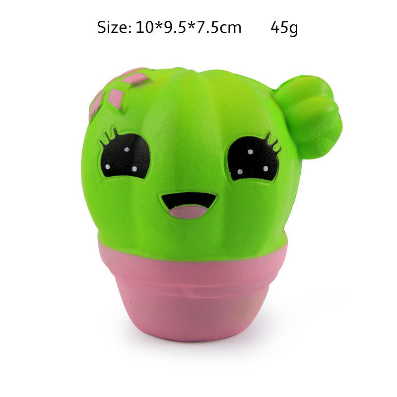 Squishy Slow Rising Anti Stress Reliever Toy