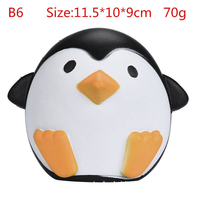 Squishy Slow Rising squeeze toys