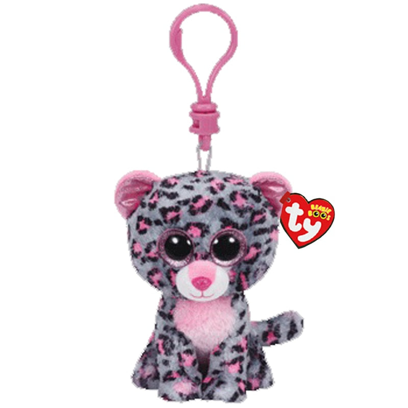 Beanie Boos Big Eyes Plush Keychain Toy Doll