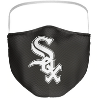 Chicago White Sox Fanatics Branded Adult All Over Logo Face Covering 3-Pack