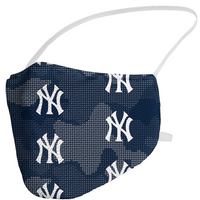 New York Yankees Fanatics Branded Adult Variety Face Covering 4-Pack