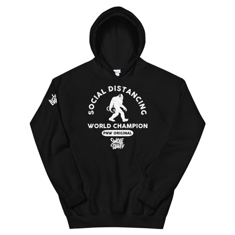 Social Distancing Champion Unisex Hoodie