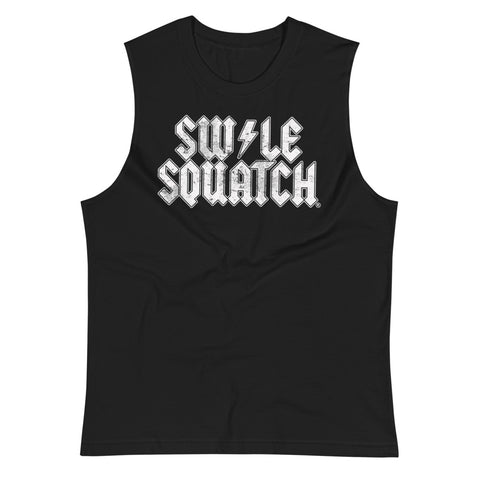For Those About To Lift Muscle Shirt