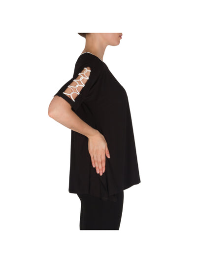 Lattice Sleeve Tunic