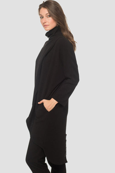 Polo Neck Cross Over Tunic