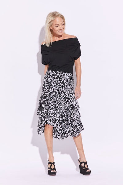 Layered Mesh Skirt