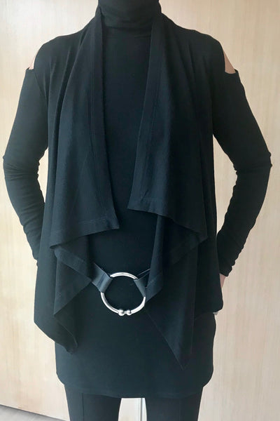 Large Ring Elastic Back Belt